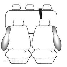 ISUZU D-MAX TF MY12 CREW CAB - SX (06/2012 - ON) DEPLOY SAFE (CHAR), , scanz_hi-res