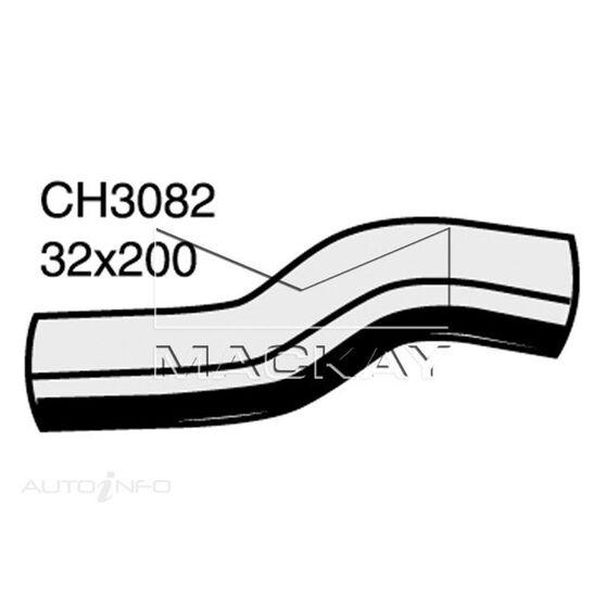 RADIATOR UPPER HOSE  - LEXUS IS200 GXE10R - 2.0L I6  PETROL - MANUAL & AUTO, , scanz_hi-res
