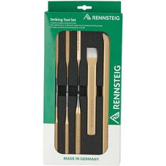 RENNSTEIG CHISEL & PUNCH FOAM TRAY 8 PC, , scanz_hi-res