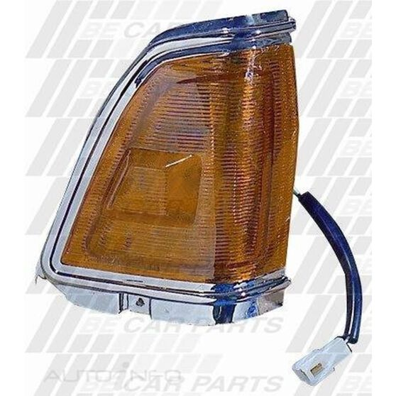 CORNER LAMP - R/H - CHROME, , scanz_hi-res