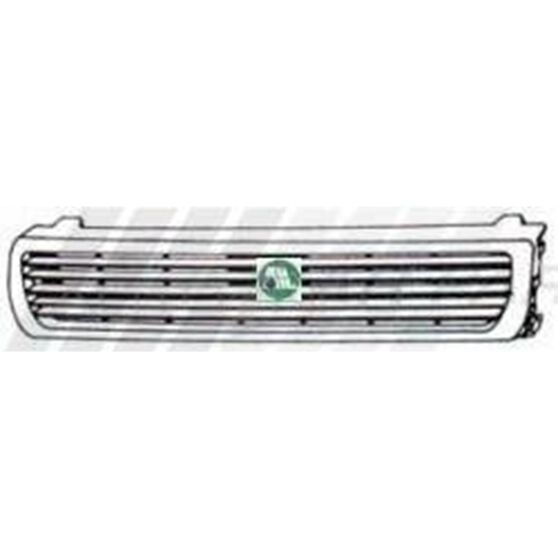 GRILLE - CHROME/BLACK  SPECIAL