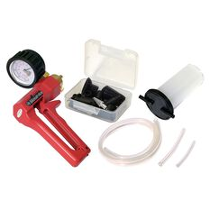 BS VACUUM PUMP AND BRAKE BLEEDER KIT, , scanz_hi-res