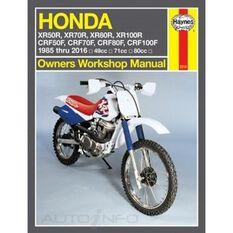 HONDA XR50/70/80/100R & CRF50/70/80/100F, , scanz_hi-res