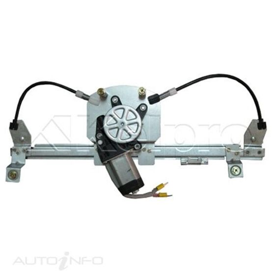 PWR WINDOW REG WITH MOTOR, , scanz_hi-res