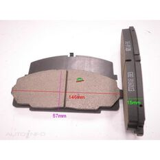 0446525040 for Royale Brake Set  F Toyota Hiace 90-, , scanz_hi-res
