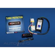 TURBO TIMER ENERGISE TO STOP