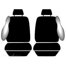 MITSUBISHI TRITON ML DOUBLE CAB - GLX / VR / GLX-R (07/2006 - 08/2009) / MN MY12 DOUBLE CAB - GLX / GL-R / GLX-R (11/2011 - ON) DEPLOY SAFE (CHAR), , scanz_hi-res