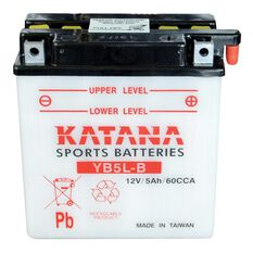 YB5L-B Katana Motorcycle Battery, , scanz_hi-res