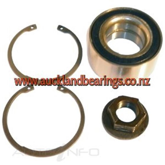 FORD FRONT WHEEL BEARING KIT (NON ABS)