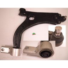 Mazda 2 02-07 Front RH lower arm, , scanz_hi-res