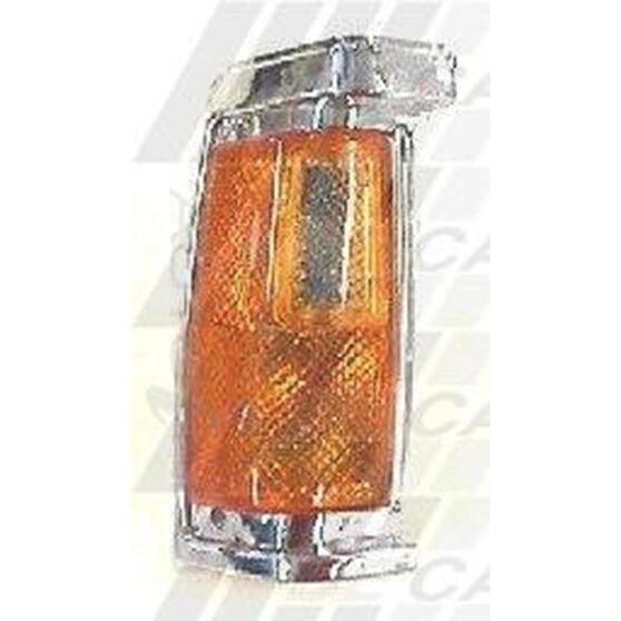CORNER LAMP - L/H - ALL CHROME TRIM, , scanz_hi-res