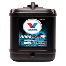 VALVOLINE DURAGEAR HD 80W90 20L, , scanz_hi-res