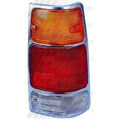 REAR LAMP - L/H - CHROME TRIM, , scanz_hi-res