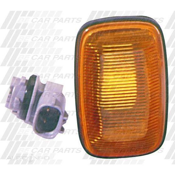 SIDE LAMP - L/H=R/H - AMBER, , scanz_hi-res