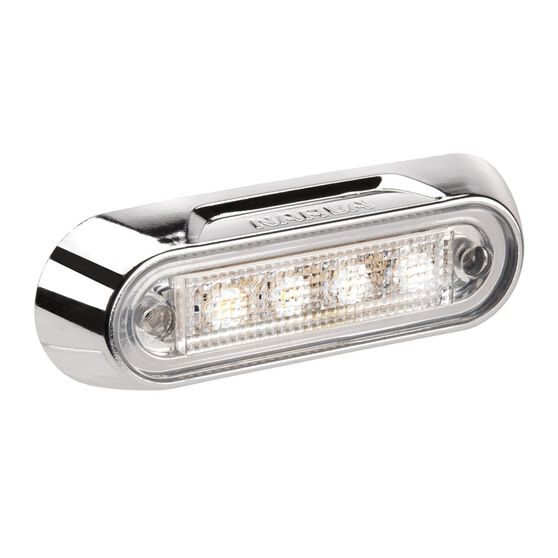 MDL8 LED FEOM (W) WITH CHR/BSE