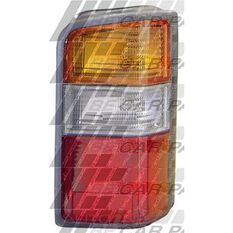 REAR LAMP - R/H - AMBER/CLEAR/RED, , scanz_hi-res