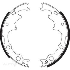 BRAKE SHOES, , scanz_hi-res