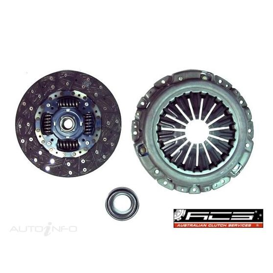 C/KIT NIS 350Z 3.4 02>05 250*24*25.4 SUIT SOL CONV