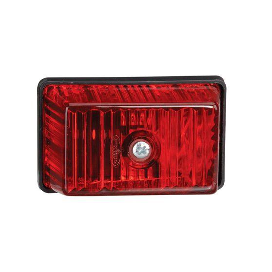 LAMP MARKER RED BLISTER, , scanz_hi-res