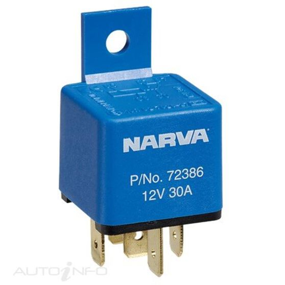 RELAY 12V RELAY BLISTER PACK, , scanz_hi-res