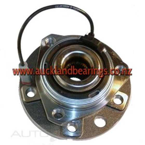 HOLDEN FRONT WHEEL BEARING (HUB UNIT ABS)