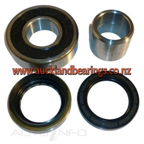 ISUZU / HOLDEN REAR WHEEL BEARING KIT - NON ABS