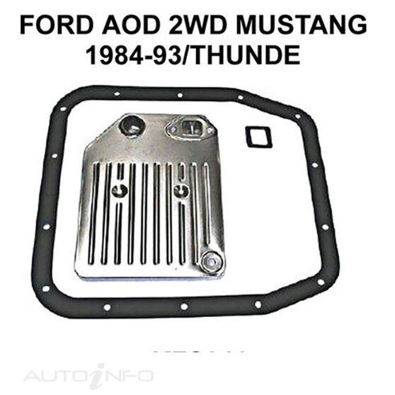 FORD AOD 2WD MUSTANG 1984-93/THUNDERBIRD, , scanz_hi-res