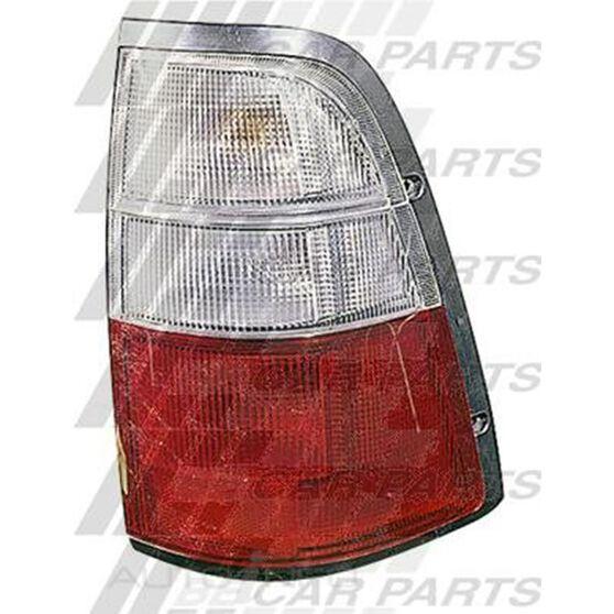 REAR LAMP - R/H - CLEAR TOP - W/E