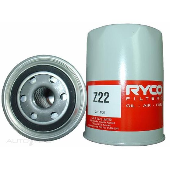 RYCO HD FUEL SPIN-ON, , scanz_hi-res