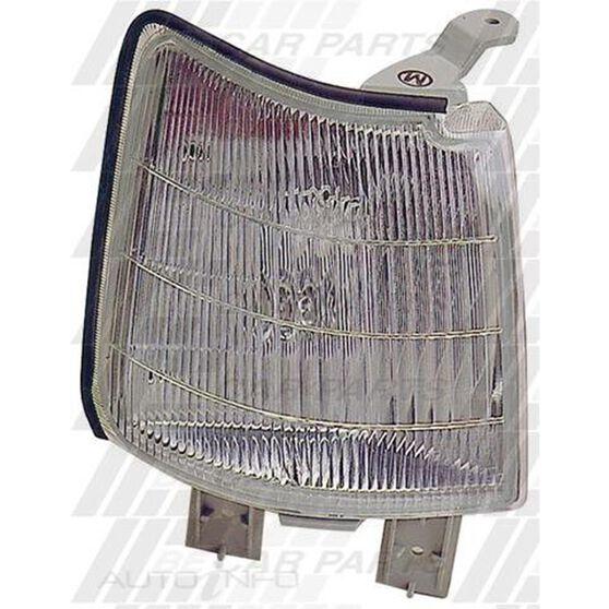 CORNER LAMP - L/H - CLEAR - SMALL, , scanz_hi-res