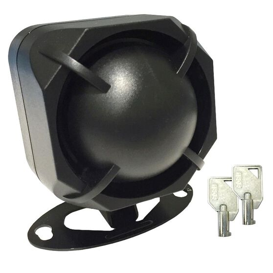 TWO TONE BATTERY BACK-UP SIREN MINI, , scanz_hi-res