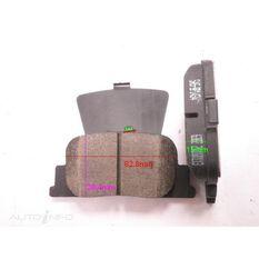 7708-D835=FMSI for Royale Brake Set  R  Toyota Camry 00-, , scanz_hi-res