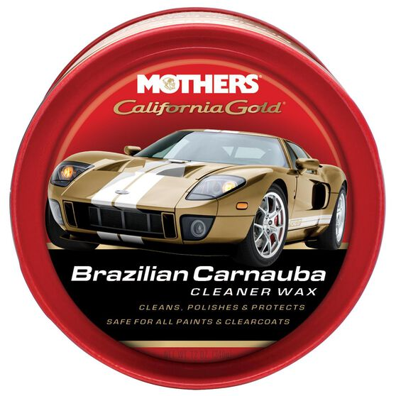CARNAUBA CLEANER WAX - PASTE