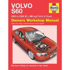 VOLVO S60 PETROL & DIESEL (2000 - 2009), , scanz_hi-res