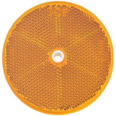 REFLECTOR AMBER 84mm PACK OF 2, , scanz_hi-res