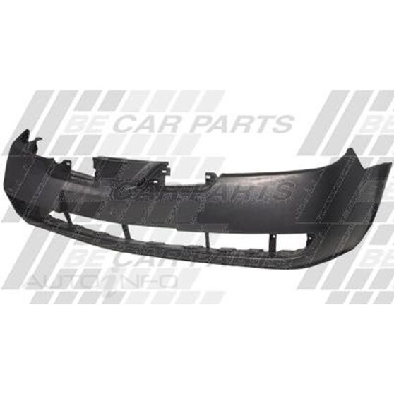 FRONT BUMPER - PRIMED GREY, , scanz_hi-res