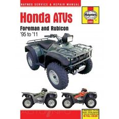 HONDA ATVS FOREMAN AND RUBICON 1995 - 20, , scanz_hi-res