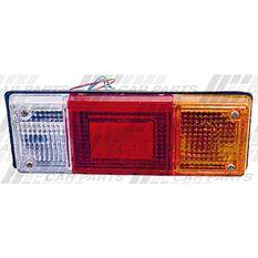 REAR LAMP - L/H - TRUCK  - UNIVERSAL, , scanz_hi-res