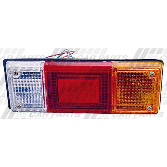 REAR LAMP - L/H - TRUCK  - UNIVERSAL, , scanz_hi-res