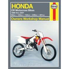 HONDA CR MOTOCROSS BIKES 1986 - 2007, , scanz_hi-res