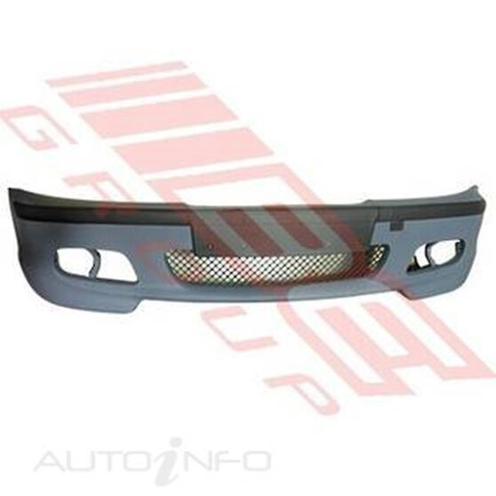 FRONT BUMPER - ASSY - M3 STYLE
