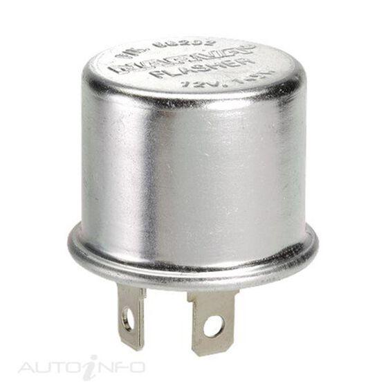 THERMAL FLASHER 12V 2 PIN, , scanz_hi-res