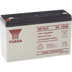NP10-6FR Yuasa NP VRLA Battery