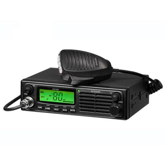 ORICOM 80CH 2WAY RADIO SB RP, , scanz_hi-res