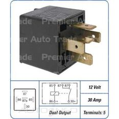 12V 30A 5 PIN UNI. RLY, , scanz_hi-res