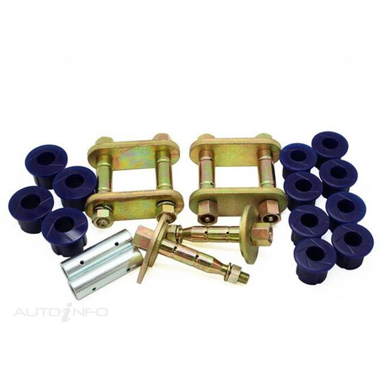 NIS D22 97-04 GREASEABLE REAR SHACKLE KIT, , scanz_hi-res