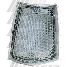 CORNER LAMP LENS - L/H - CLEAR, , scanz_hi-res