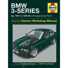 BMW 3-SERIES PETROL (1991 - 1999)