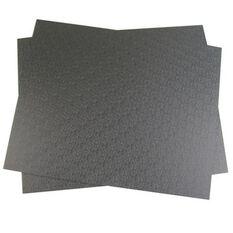 ABS PLASTIC SHEET 300 X 240MM BLACK (2 PACK), , scanz_hi-res