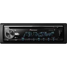 PIONEER CD TUNER, BT, SPOTIFY LINK, SEPMULTICOLOUR, FULL DOT LCD, MIXTRAX, FLAC, IPHONE, DUAL USB, AUX, 3 PREOUTS